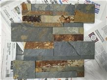 Yellow Rust Slate Culture Stone Manufacturer