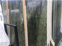 Verde Ming Marble,Ming Green Marble,China Green Slabs & Tiles