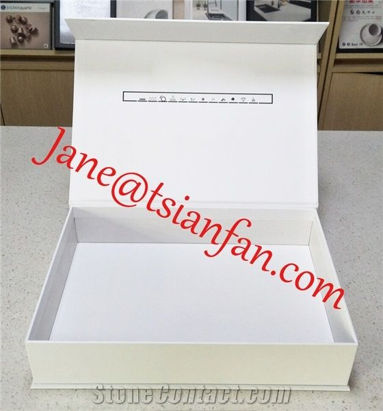 Px005 Stone Sample Binder/Stone Sample Booklet From China