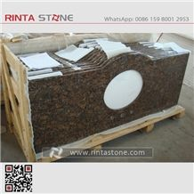 Coffee Diamond Granite Baltic Brown Red Marron Finland Carmen Bruno