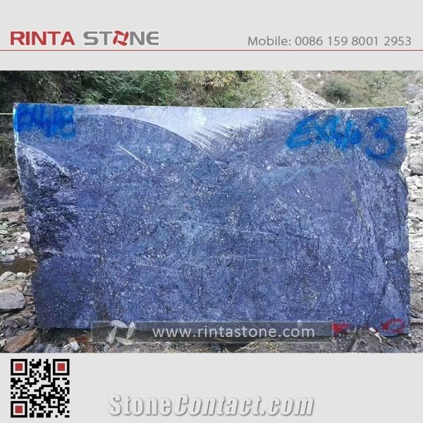 Kaiser Blue Granite Alps Natural Dark Natural Deep Stone From China 644834 Stonecontact Com