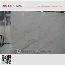 Mugla Golden Wave European Sugar Crystal Imperial White Marble
