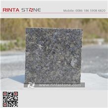 Purple Star Blue Diamond Wellest Seven G528 Gold Azul Anchecer Slabs & Tiles, China Blue Granite
