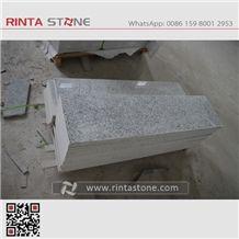 Rose Grey G602 Granite Big Flower G603 Gray White Crystal Misty Sardo