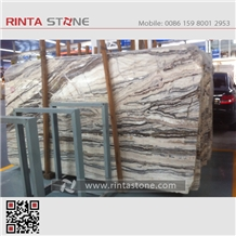 White Wooden Zebra Onyx, China Wooden Timber Vein Onyx Slabs