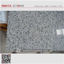 Wuhan G603 Granite Light Grey Gray New Hubei Crystal White Zima