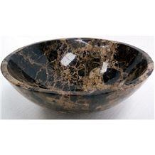 Price Natural Stone Vessel Wash Basin Sink Bathroom Marble Wash Basin