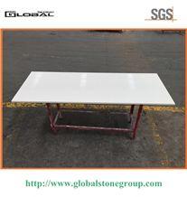 Polished White Cliff Quartz Table Top