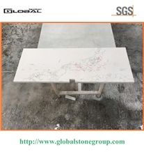 White Quartz Table,Desk,Tv Cabinet Tops,Commercial Counter,Furniture