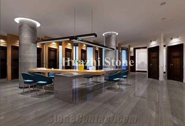 Black Marble Interior Floor Tiles Home
