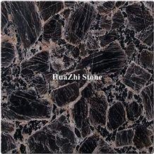 Brazil Imperial Brown Natural Granite Stone Tiles
