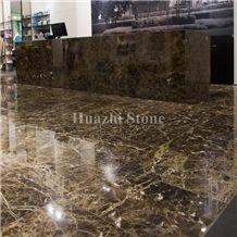 Dark Emperador/Brown Marble/Home/Hotel Walling/Hotel Project/Flooring