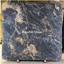 Granite Type Polished Spectrus Granite Slab Price
