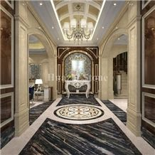 Phantom Black/Chinese Marbles//Hotel Wall/Floor/Polished/Projects