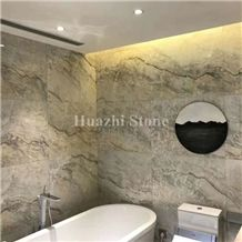Platinum White Marble/Chinese White Marble/Home Design/Tiles/Wallcover
