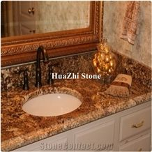 Professional Design Star Beach Granite Slabs For Decoration Price