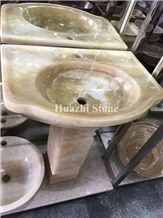Stone Oval Sinks, Vessel Sinks, Round Basins, Onyx Square Basins Decor
