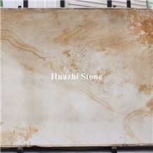 Top Quality with Cheap Price Yellow Anta G Honey Gold Travertine