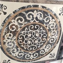 Water Jet/ Decorative Medallions/Floor Projects/Marble Mosaics/Pattern