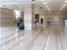 Wooden Marble Slabs & Tiles/ Marble Floor Tiles/ Hotel Interior Design