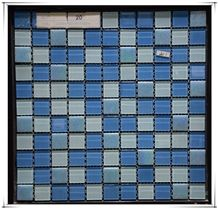 Crystal Glass Mosaic Tile for Swimming Pool Project Bathroom Kitchen