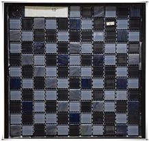 Hot Sale Glass Mosaic Tile for Project Bathroom Kitchen Swimming Pool