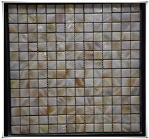Natural Shell Mosaic for Flooring Wall Tile Swimming Pool