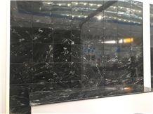 Fantasy Black Granite Slabs