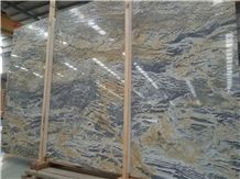 Golden Clouds Marble Tiles & Slabs