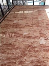 Tea Rose Marble Tiles & Slabs