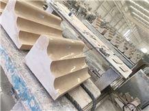 Beige Marble Royal Botticino Marble Molding&Border