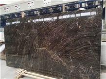 China Brown Marble European Network Marble Tiles&Slabs Flooring