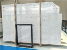 Aston White Marble for Interior Wall and Floor Covering