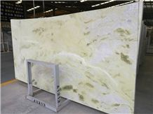 China New Dandong Green Marble Slabs & Tiles for Wall Decoration