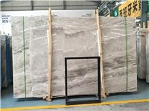 Dianna Grey Marble Slab for Marble Skirting