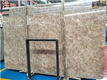 Dream Beige/Light Emperador Marble for Interior Wall and Floor Tile