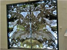 Exclusive Ice Green Marble Backlight for Door Slabs & Tiles, Cold Jade Green Marble Slabs & Tiles
