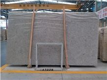Germany Grey Limestone Light Jura Gray Slab Pattern for Interior Decoration
