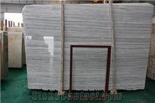 Kavala White Marble Slabs & Tiles for Wall Covering/Hotel Flooring