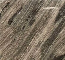 Kylin Wood Brown Marble for Building Wall and Floor Tile