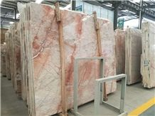 Wholesale China Red Spider Marble for Walling and Flooring Covering