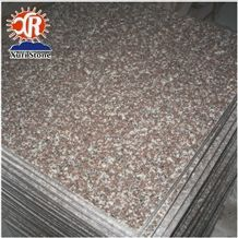 China G648 Zhangpu Red Pin Granite Tile for Floor