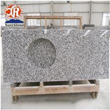 G439 White Granite Polished Stone Kitchen Countertops