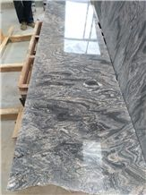 New China Juparana Pink Granite, 2cm/3cm Middle Slabs