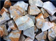 Riviera Split,Crushed Stone