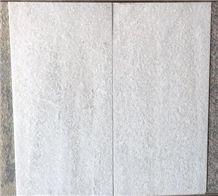 Natural White Grey Quartzite Tiles