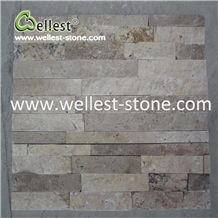Limestone Stacked Stone Ledge Stone for Wall Cladding Wall Decor