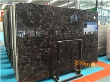 China Dark Emperador Brown Marble