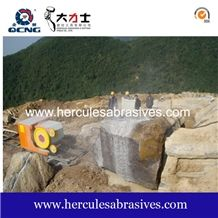 Quarrying Equipment, Quarry Wire Saw Machine
