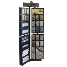 Page Mosaic Stone Display Stands Ceramic Tile Display Racks